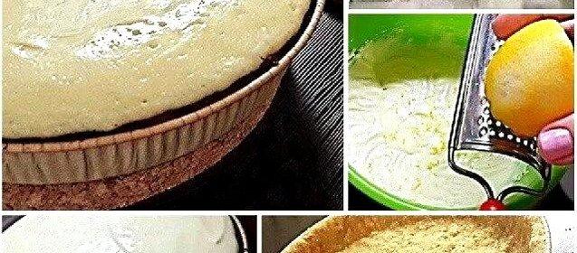 Пошаговый рецепты чизкейка с в домашних условиях