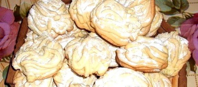Печенье на маргарине вкусное рецепт с пошагово в