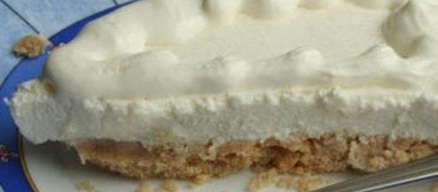 Пошаговый рецепт чизкейка без выпечки