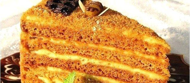 Пошаговые рецепты с тортов на скорую руку