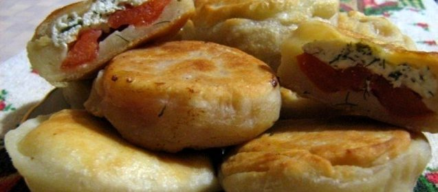 Пирог с брынзой рецепт с пошагово