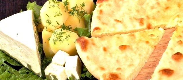 Очень вкусные осетинские пироги рецепт с