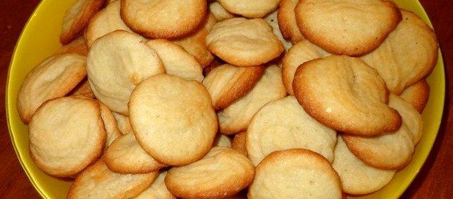 Рецепт с фото пошаговым песочное печенье