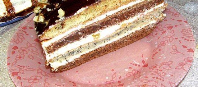 Рецепты торта лакомка фото