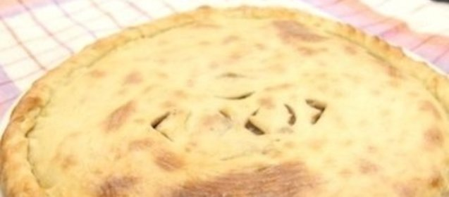 Осетинский пирог с мясом рецепт пошагово