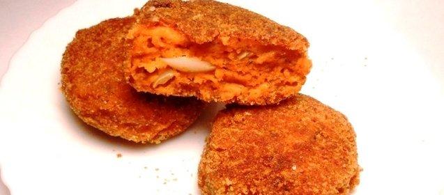 Рыбные котлеты с хека рецепт с пошагово