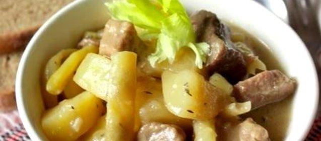 Рецепты тушеной фасоли с мясом