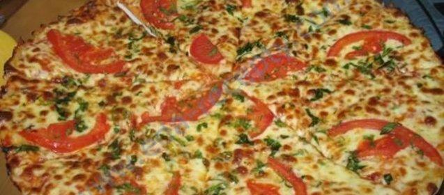 Картофельная пицца в духовке рецепт с пошагово в