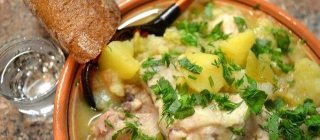 Пошаговый рецепт картошка в горшочке