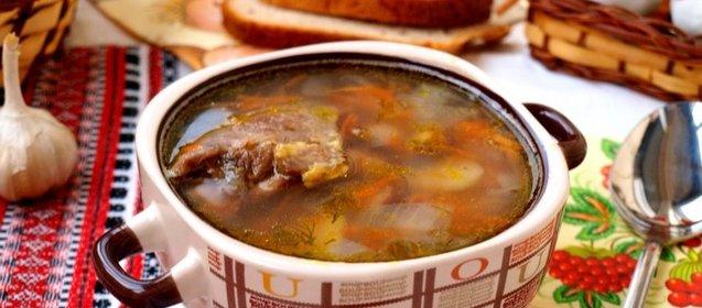 приготовление супов с курицей простой рецепт