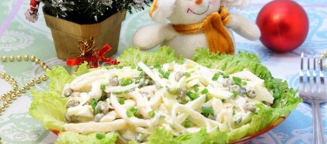 Салат по-казахски с пошаговым фото