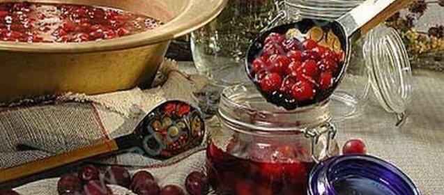 варенье из боярышника рецепт с фото