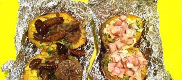 Крошка-картошка дома рецепт с фото пошагово в духовке
