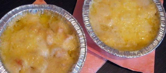 Пошаговый рецепт приготовления жульена с