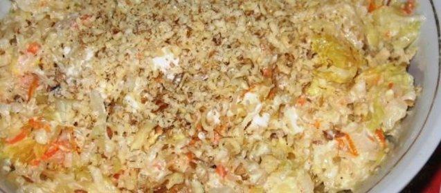 Плов с изюмом без мяса рецепт с пошагово в