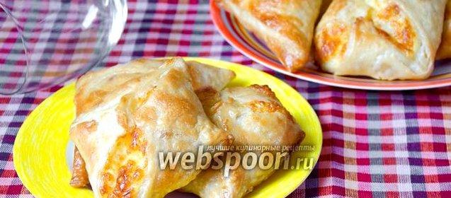 Хачапури по-грузински рецепт пошаговый