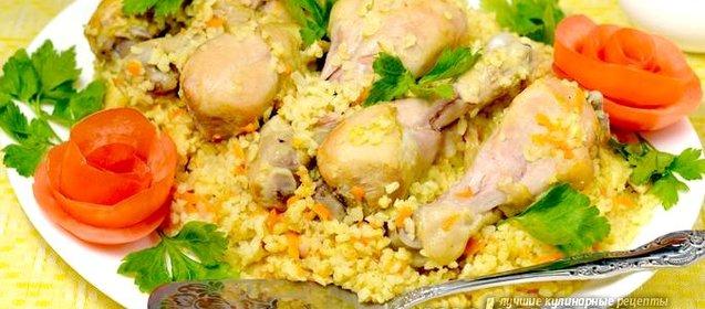 Куриные голени простые и вкусные рецепты