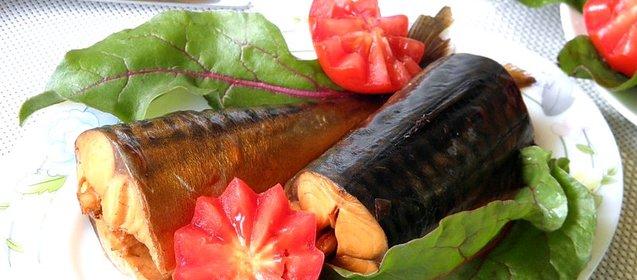 скумбрия в луковой шелухе рецепт с фото