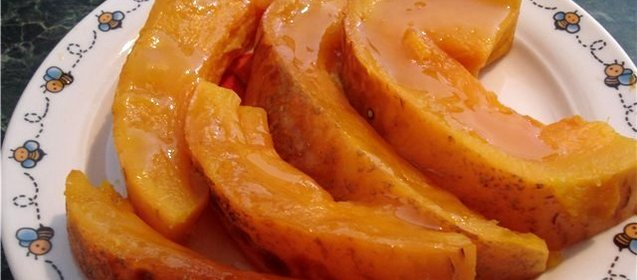 Пареная тыква в мультиварке рецепт с фото пошагово