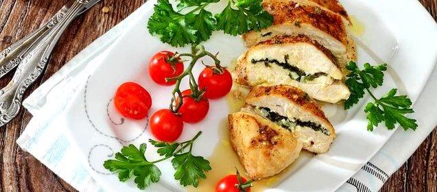 Блюда с куриным филе в мультиваркеы с фото