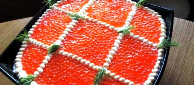 Салат морской рецепты с