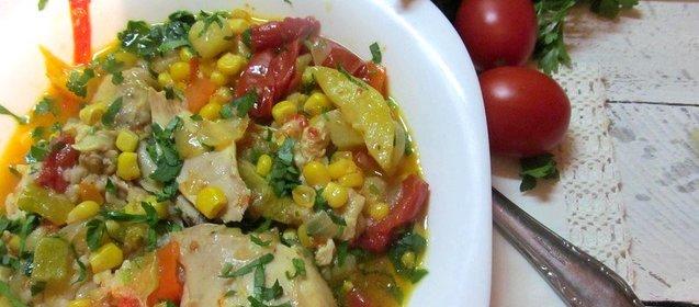 Овощи в мультиварке рецепты с фото пошагово баклажаны