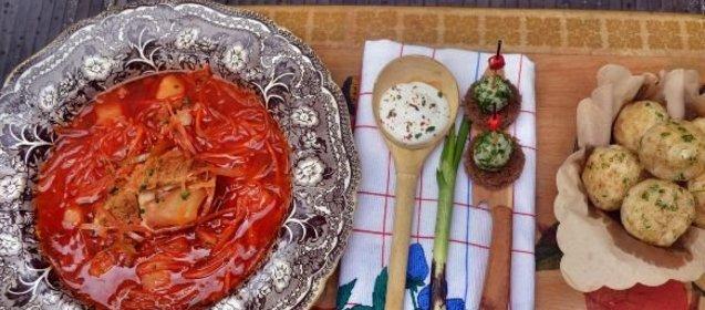 Домашние блюда с пошагово