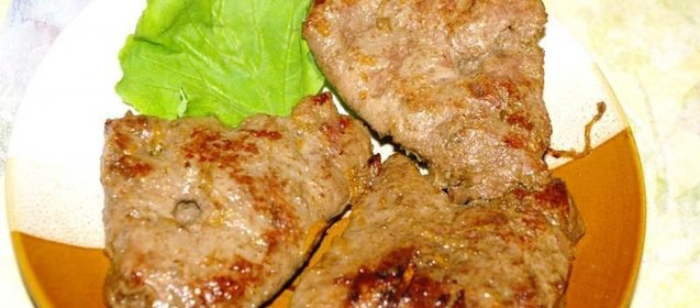 Жареная телятина на сковороде рецепт