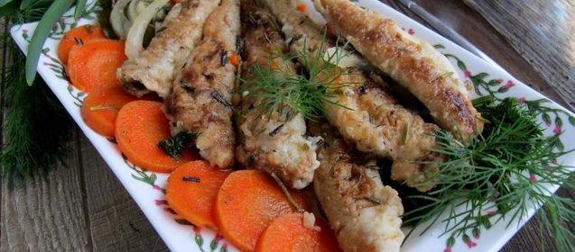 Рецепт корюшки с фото пошагово в