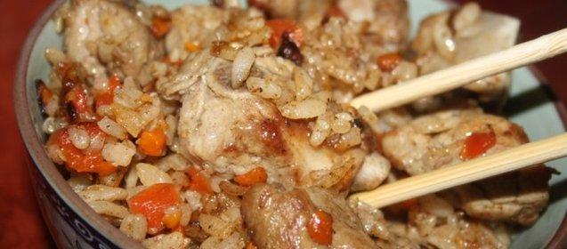 Блюда со свининойы в мультиварке
