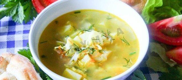 Куриный суп с яйцом и вермишелью рецепт пошагово