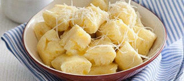 Ньокки картофельные рецепт с фото пошагово