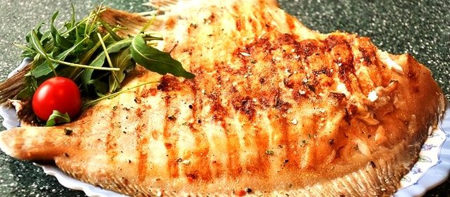 Камбала жареная пошаговый рецепт