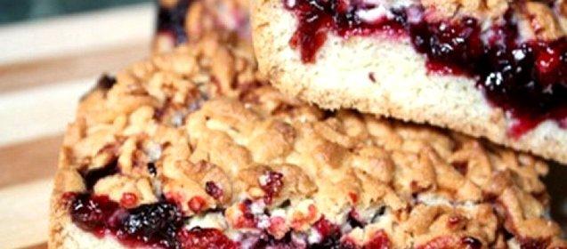 Быстрый пирог с вареньем рецепт пошагово