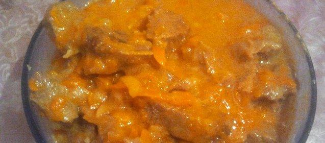 Свинина в кисло-сладком соусе рецепт по-китайски в мультиварке