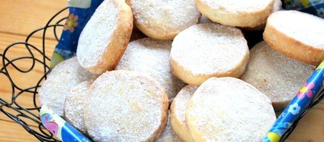 Рецепт вкусных рассыпчатых печений