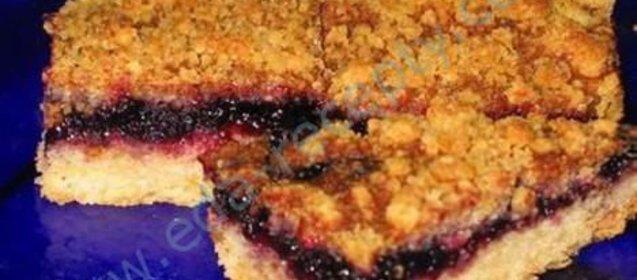 Пирог с повидлом в мультиварке пошагово с