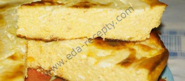 Рецепт запеканка из тыквы пошагового приготовления