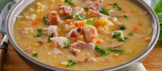 Суп с курицей рецепт с пошаговым