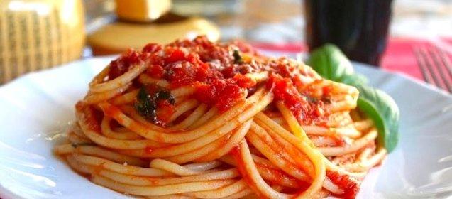 Итальянская кухняы из паста
