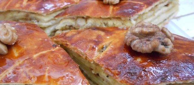Пошаговый рецепт пахлавы с фото