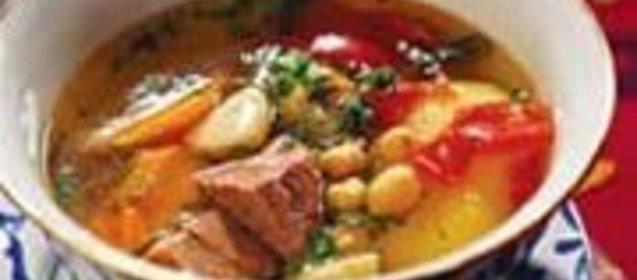 Суп шурпа из свинины рецепт с фото