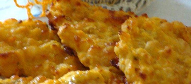 Comazo Немецкая кукурузные лепешки с сыромрецепт белье или
