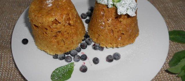 Рецепт кекс в микроволновке с пошагово