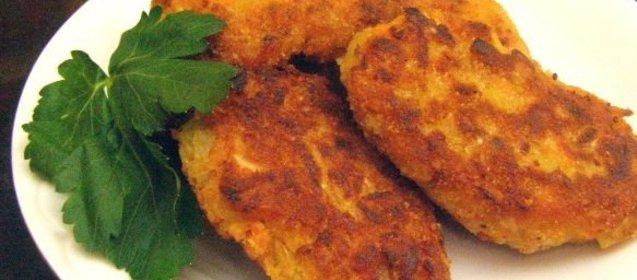 Морковно-капустные котлеты рецепт с фото пошагово