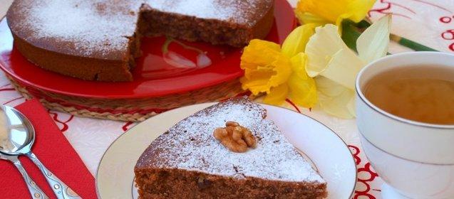Шоколадный манник рецепт с фото пошагово