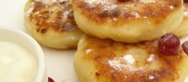 Сырники рецепт классический пошаговый рецепт с фото