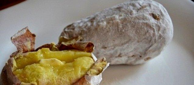 Как сделать картошку по деревенски в микроволновке
