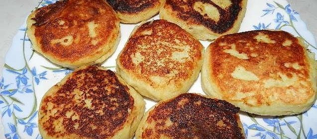 Пирожки картофельные с капустой рецепт с фото пошагово