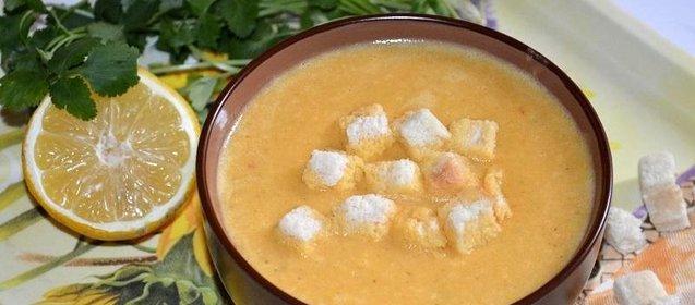 Чечевичный суп рецепт с фото пошагово